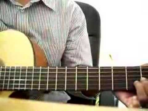 Aashayein (Iqbal) - Guitar