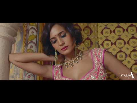 Fashion Film - Bridal collection - Anushree Reddy, Abu Jani Sandeep Khosla. (director's cut)