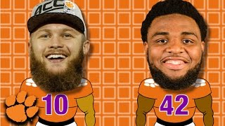 Ben Boulware & Christian Wilkins Star In Clemson