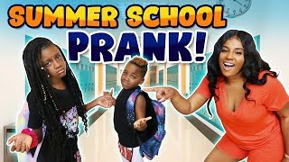 Summer School Prank (EXTREMELY FUNNY)