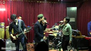 Maliq & D'essentials ft. Indra Lesmana - Ananda @ Mostly Jazz 04/04/14 [HD]