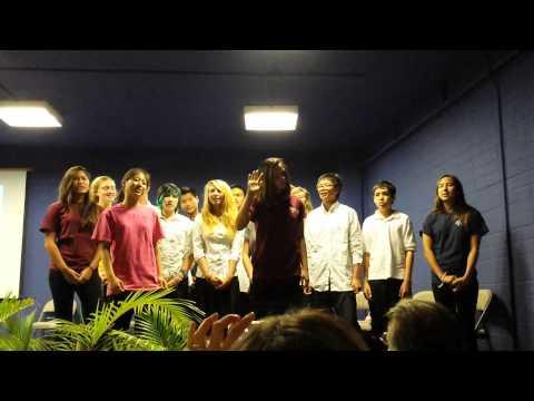 Honolulu Waldorf School Class of 2017 Kahumana - 04/24/2014