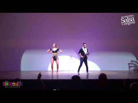 Erkin Kula & Selin Obekci Dance Performance | AISC 2016