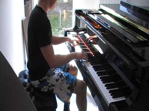 Michael Sembello - Maniac piano