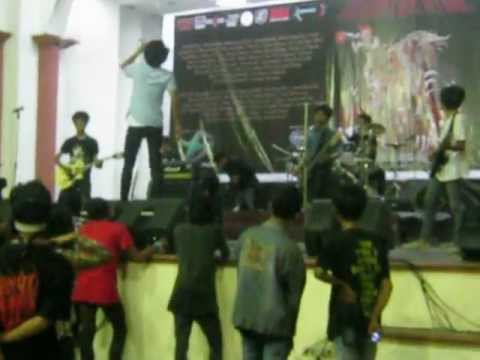 NEXT ME ZHANALENA - Nightmare In The Night Live @MEDAN FIRE STAGE Music Videos