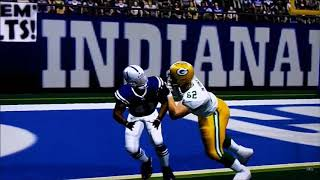 Madden 18 VZ NFL 2k5 - Defense Pursuit and Reactions
