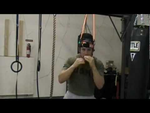 Boxing Training: Neck Training with Boxing Training Image 1