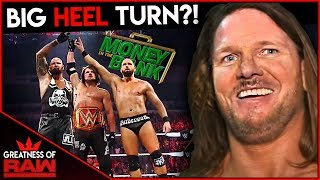 AJ Styles Is Turning HEEL?! Fans Booing Him!? (WWE Raw April 29, 2019 Results & Review!)