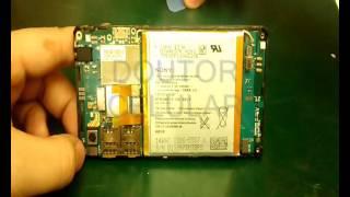 Dr.Celular - Sony E3 - Bateria não sai dos 50% (SOLUÇÃO)