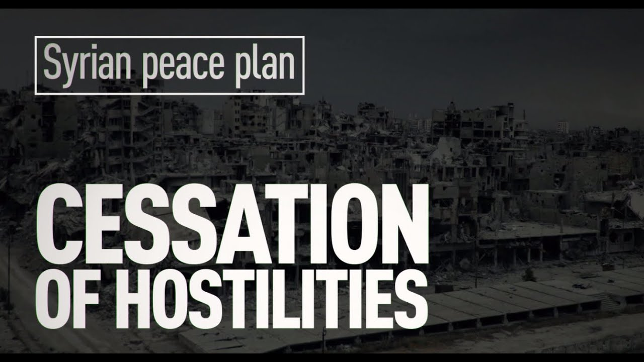 Munich wrap-up: Syria peace plan in 2 minutes