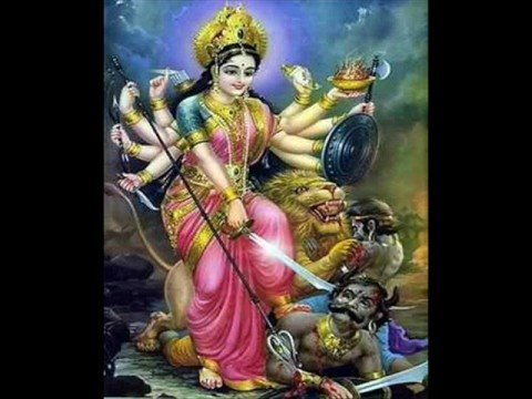 Mahishasura Mardhini Stotram -part1 video