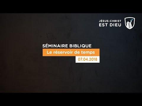 Le réservoir de temps - Evry (Shora KUETU - 07/04/18)