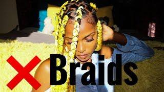 "X Braids featuring RastAfri ""Glow Braid"""