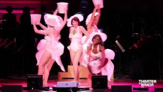 Footage From Guys and Dolls Starring Nathan Lane, Megan Mullally, Patrick Wilson, and Sierra Boggess