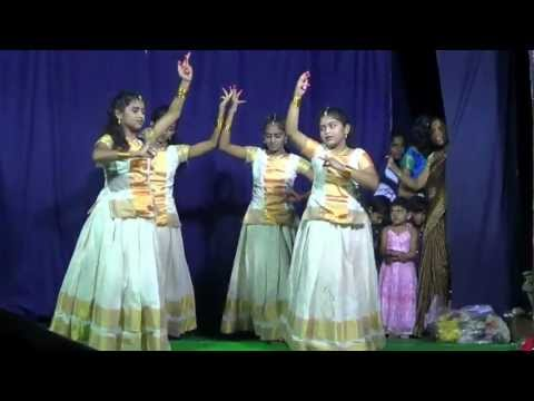Ente Aduthu Nilkuval Yesuvunde -  Christian Devotional Dance By Anjana Bijoy & Team, Hyderabad video