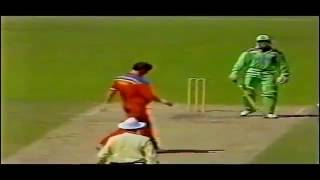 **Rare** Pakistan vs Zimbabwe World Cup 1992 News Bulletin