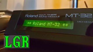 LGR - Roland MT-32: Retro PC MIDI Music Revisited