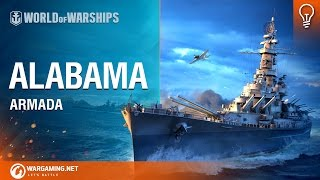 World of Warships - Armada: Alabama