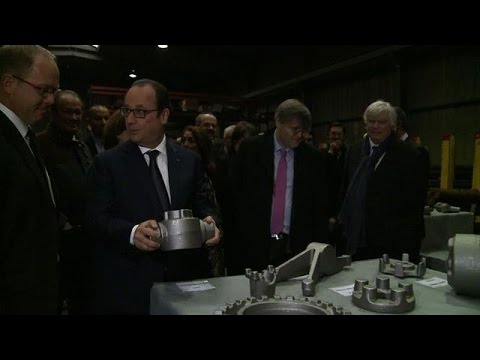 Hollande tente de booster l'investissement