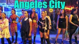 Angeles City: Halloween on Fields Avenue