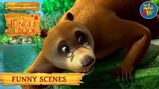 The Jungle Book Funny Scenes Compilation Latest Cartoon Shows for Children