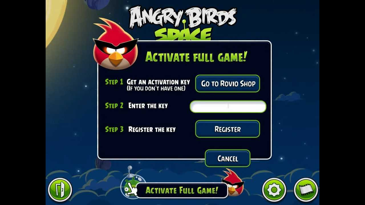 Soloosogex angry birds space patch activation code key download 2014 altavistaventures Images