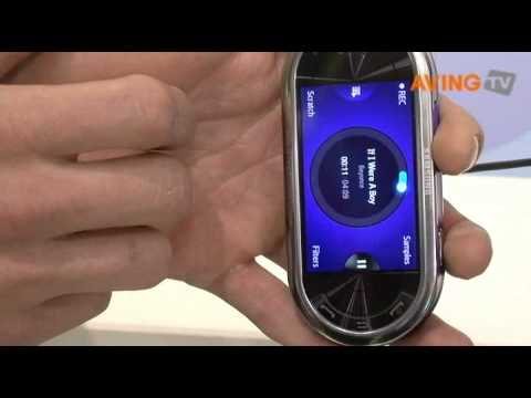 [No-Edit MWC 2009] Samsung to present its  BEAT DJ