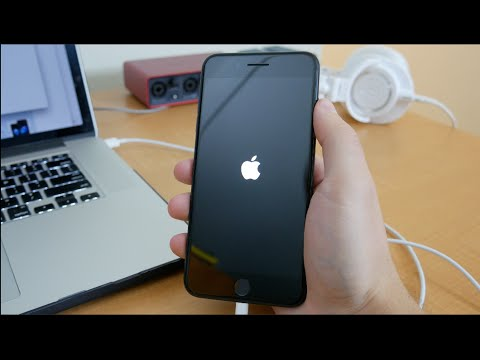 How To: iPhone 7/7 Plus DFU Recovery Mode and Hard Reset