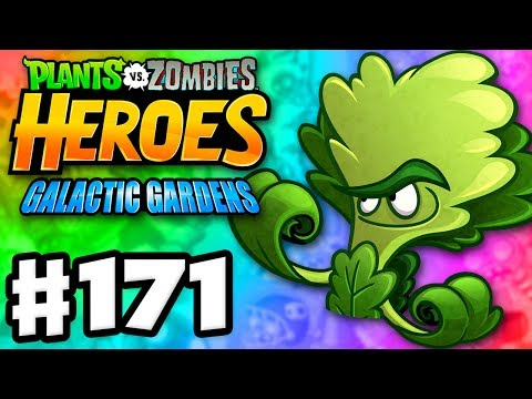 Molekale Legendary! - Plants vs. Zombies: Heroes - Gameplay Walkthrough Part 171