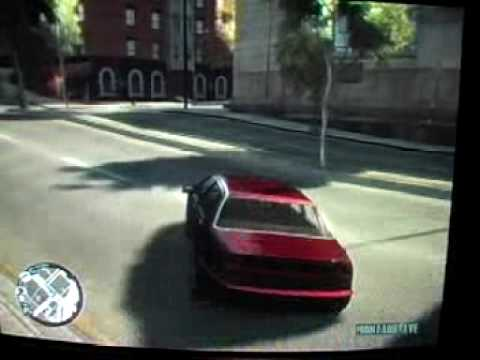 Swingset Glitch Location. GTA 4 Car Cannon Glitch