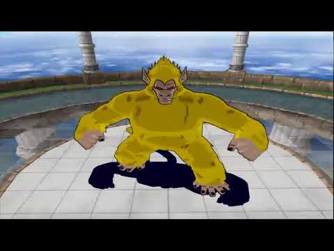 Dragonball Z Budokai Tenkachi 3 Hack Showcase #1