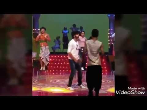 Dance Rehersial Bolly Star Vaganza ANTV 3 July 2017 | Ayu Shakti Cita Citata Shashank Vyas & Toral