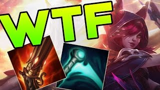 XAYAH OVERPOWERED? Y.. ES RIOT | XAYAH ADC S7 |  League of Legends