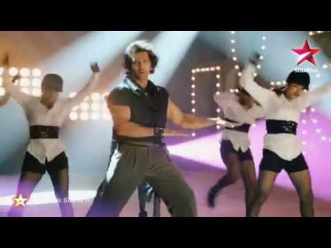 JUST DANCE ~ HRiTHiK ROSHAN DANCE (COME FALL iN LOVE) Web Exclusive...