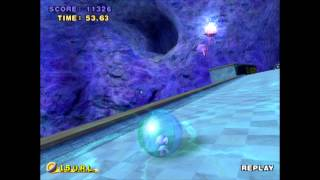 [TAS] Super Monkey Ball 1/2 - Extra replays of 2014
