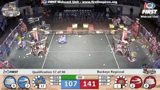 Qual 57 - 2017 Buckeye Regional