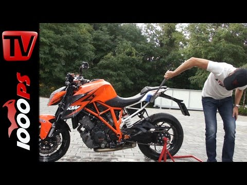 How To: Reinigung vom Motorrad richtig gemacht