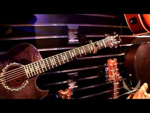 Dean Guitars 2015 N.A.M.M. Highlights - Exhibition Ultra 7 Acoustic Guitar