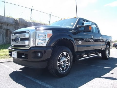 SOLD.2013 FORD F-250 PLATINUM FX4 SUPER DUTY CREWCAB LARIAT 4X4 KODIAK BROWN 6.7 DIESEL 888-439-1265