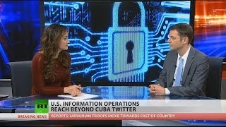 Internet lost its 'innocence' due to (NSA) surveillance  4/8/14