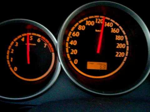 Honda Jazz 1.4  83 Hp  Acceleration