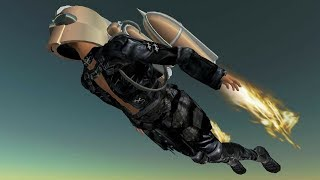 5 Real life jet packs