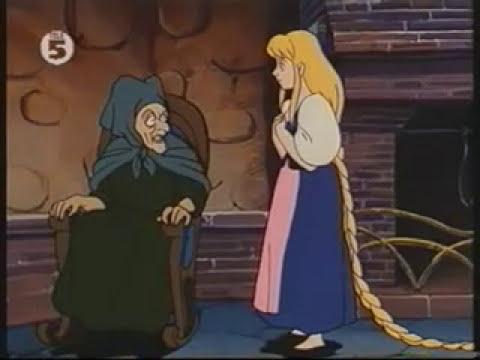 Grimms Märchen  Rapunzel Teil 1
