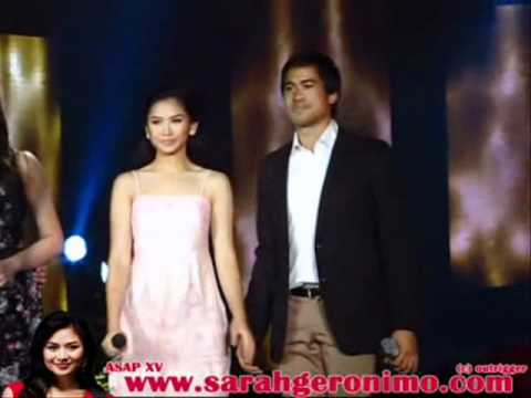Sarah Geronimo and Sam Milby (AshSam MV) Got to believe in Magic