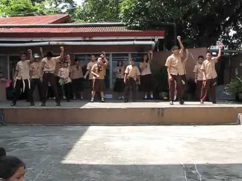 Nutrition Month Jingle (grade 7- St. John) video