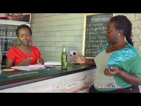 The Mouth Bottle Opener. Kansiime Anne. African Comedy