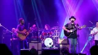 Watch Zac Brown Band I Shall Be Released Live video