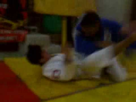BJJ Submission Counter Flow Drill Image 1