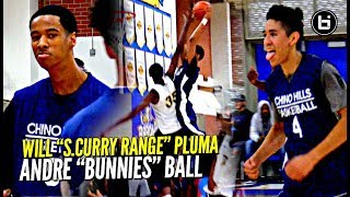 Will Pluma 31 POINTS & Andre Ball WILDS OUT!!! Chino Hills vs Birmingham FULL Highlights!
