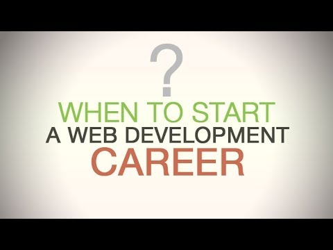 WEB DEVELOPMENT - SECRETS TO STARTING A CAREER in the Web Development Industry